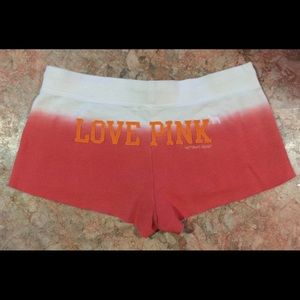 PINK Victoria's Secret My Favorite Sweats Shorts